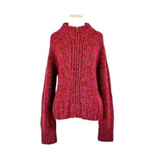 J CREW Chunky Knit Cardigan